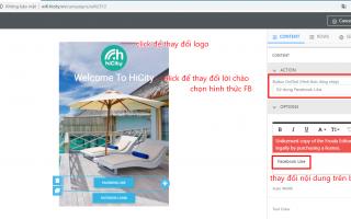 Hướng dẫn setup quảng cáo wifi marketing vào facebook
