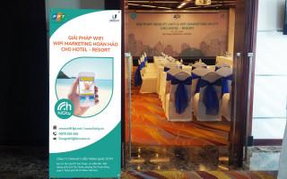 HiCity giới thiệu giải pháp WiFi Marketing mới và toàn diện cho khách sạn/resort
